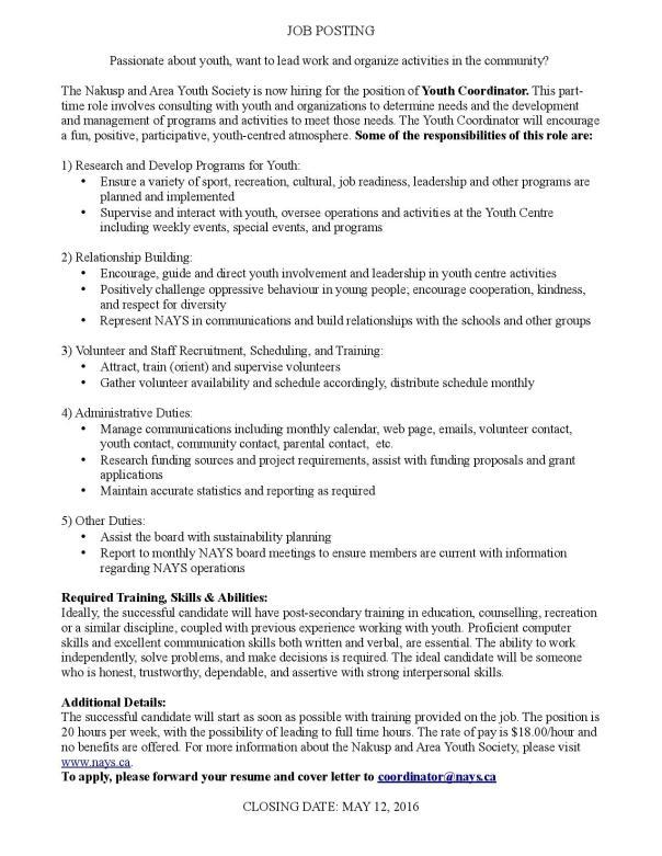 Coordinator Job Posting - Rev 3-page-001